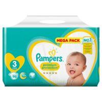 PAMPERS PREMIUM PROTECTION MEGA PACK 6-10kg à CHÂLONS-EN-CHAMPAGNE