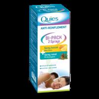 Quies Bi-Pack 2 Sprays buccal et nasale anti-ronflement à CHÂLONS-EN-CHAMPAGNE