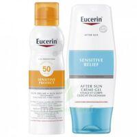 Eucerin Sun Sensitive Protect SPF50 Coffret brume