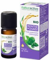 Naturactive Huile essentielle bio Menthe poivrée Fl/10ml à CHÂLONS-EN-CHAMPAGNE