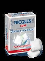 Ricqles Gum Chew gum dragée sans sucre blancheur hygiène B/24g à CHÂLONS-EN-CHAMPAGNE
