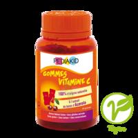 Pédiakid Gomme ourson vitamine C cerise B/60 à CHÂLONS-EN-CHAMPAGNE