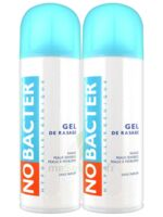 Nobacter Gel de rasage peau sensible 2*150ml à CHÂLONS-EN-CHAMPAGNE