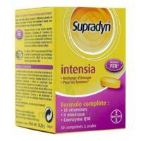 Supradyn Intensia Comprimés B/30 à CHÂLONS-EN-CHAMPAGNE