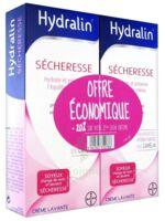 Hydralin Sécheresse Crème lavante spécial sécheresse 2*200ml à CHÂLONS-EN-CHAMPAGNE