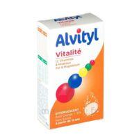 Alvityl Vitalité Effervescent Comprimé effervescent B/30 à CHÂLONS-EN-CHAMPAGNE