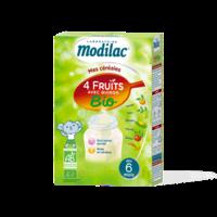Modilac Céréales Farine 4 Fruits quinoa bio à partir de 6 mois B/230g à CHÂLONS-EN-CHAMPAGNE