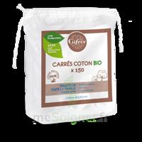 Gifrer Carré coton bio Sachet/150 à CHÂLONS-EN-CHAMPAGNE