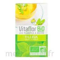 Vitaflor - Bio Tisane Tilleul 18 sachets à CHÂLONS-EN-CHAMPAGNE