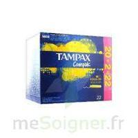 Tampax Compak - Tampon Régulier à CHÂLONS-EN-CHAMPAGNE
