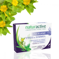 Seriane Stress & Sommeil Gélules B/30 à CHÂLONS-EN-CHAMPAGNE