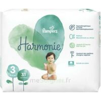 Pampers Harmonie Couche T3 géant paquet/31 à CHÂLONS-EN-CHAMPAGNE