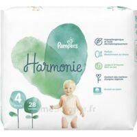 Pampers Harmonie Couche T4 géant paquet/28 à CHÂLONS-EN-CHAMPAGNE