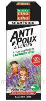Cinq sur Cinq Natura Shampooing anti-poux lentes lavande 100ml à CHÂLONS-EN-CHAMPAGNE