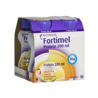 Fortimel Protein Sensation Chaude Nutriment tropical gingembre 4 Bouteilles/200ml à CHÂLONS-EN-CHAMPAGNE