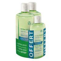 Ducray Shampooing extra doux usage fréquent 2*Fl/400ml+Fl/200ml à CHÂLONS-EN-CHAMPAGNE