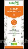 Herbalgem Sirop bio des chantres 150ml à CHÂLONS-EN-CHAMPAGNE