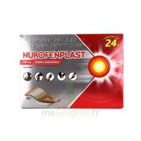 Nurofenplast 200 Mg Emplâtre Médic 4sach à CHÂLONS-EN-CHAMPAGNE