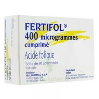 Fertifol 400 µg Cpr Plq/90 à CHÂLONS-EN-CHAMPAGNE