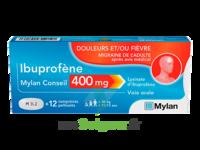 IBUPROFENE MYLAN CONSEIL 400MG, comprimés pelliculés à CHÂLONS-EN-CHAMPAGNE