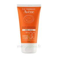 Acheter Avène Eau Thermale SOLAIRE Crème SPF 30 50ml à CHÂLONS-EN-CHAMPAGNE