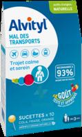 Alvityl Sucette Mal Des Transports B/10 à CHÂLONS-EN-CHAMPAGNE