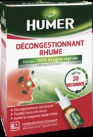 Humer Décongestionnant Rhume Spray Nasal 20ml à CHÂLONS-EN-CHAMPAGNE
