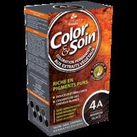 Color&soin Kit Coloration Permanente 4a Marron Glacé à CHÂLONS-EN-CHAMPAGNE