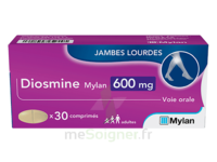 Diosmine Mylan 600 Mg, Comprimé à CHÂLONS-EN-CHAMPAGNE