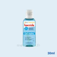 Baccide Gel Mains Désinfectant Sans Rinçage 30ml à CHÂLONS-EN-CHAMPAGNE