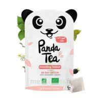 Panda Tea Morning Boost Detox 28 Sachets à CHÂLONS-EN-CHAMPAGNE