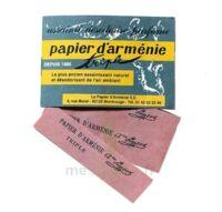 Papier D'armenie Feuille à CHÂLONS-EN-CHAMPAGNE