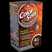 Color&soin Kit Coloration Permanente 4g Châtain Doré à CHÂLONS-EN-CHAMPAGNE