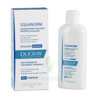 Ducray Squanorm Shampooing Pellicule Grasse 200ml à CHÂLONS-EN-CHAMPAGNE