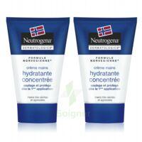 Neutrogena Crème Mains Hydratante Concentrée 2t/50ml à CHÂLONS-EN-CHAMPAGNE