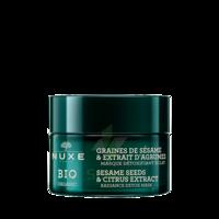 Nuxe Bio Masque Détoxifiant Eclat 50ml à CHÂLONS-EN-CHAMPAGNE
