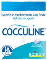 Boiron Cocculine Comprimés orodispersibles B/40 à CHÂLONS-EN-CHAMPAGNE